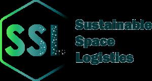 logo sustainable space logistics