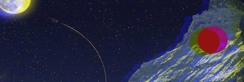 moon over matterhorn