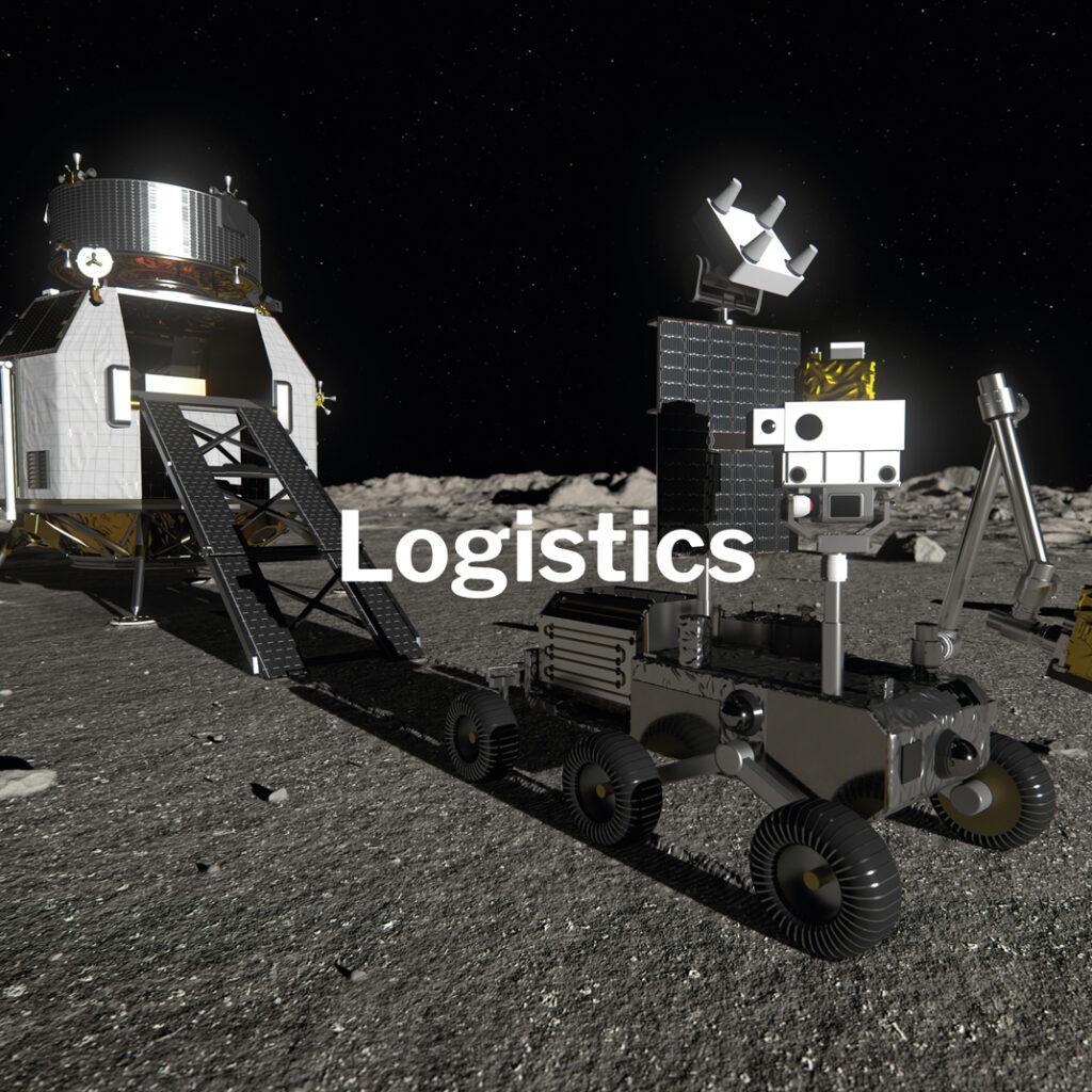 lunar research pillar 5 logistics